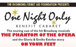 One Night Only Cabaret: Broadway Backwards