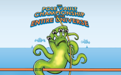 Audible Presents: The Pole Vault Championship of the Entire Universe